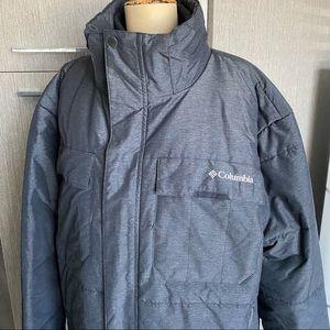 Columbia Winter Puffer Jacket - Hoodless